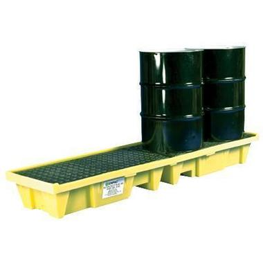 4 Drum Sump Pallet (In Line)