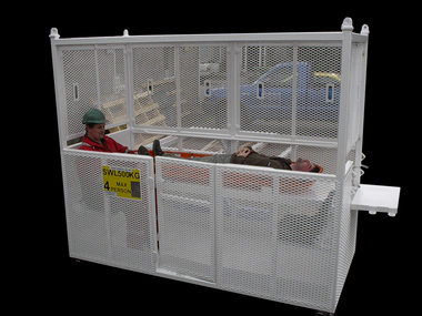 Safelift Emergency Response Basket