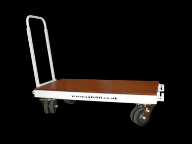 Heavy Duty Swivel Castor Trolleys