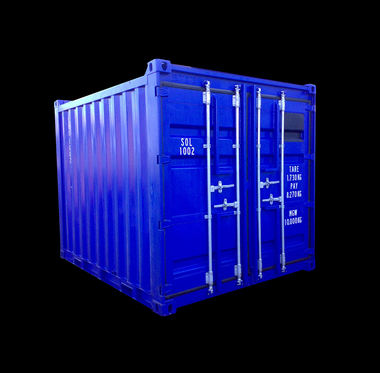 "Safelift BS EN 12079/DNV 2.7-1 Standard Container 10ft x 8ft x 8ft 6"" High"