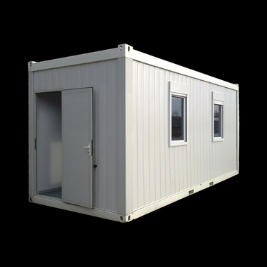 Safelift 20ft Flat Pack Office Cabins