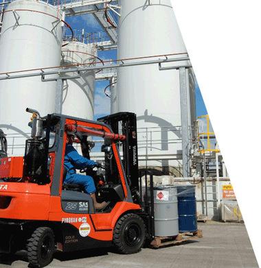 ATEX Forklift Trucks