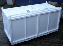 Safelift Fluorescent Tube Container