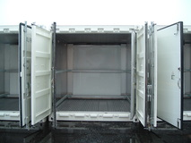 Safelift Freezer Containers