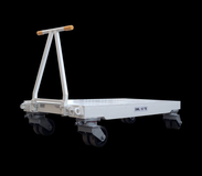 10TE Swivel Castor Trolleys - 2000mm x 1000mm