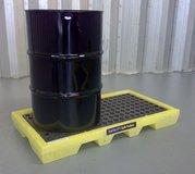 2 Drum Bunded Work Floor